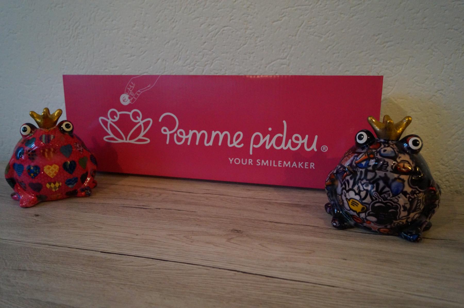 Frosch mittelgroß (jeweils 14x17 cm) - Art.-Nr. 72